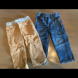 Boys 18 Month straight Jeans